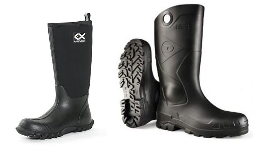 best waterproof fishing boots